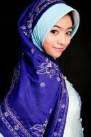 foto Qory Sandioriva sang Puteri Indonesia 2009