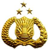 Logo Tribrata Polri