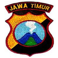 Logo Polda Jatim