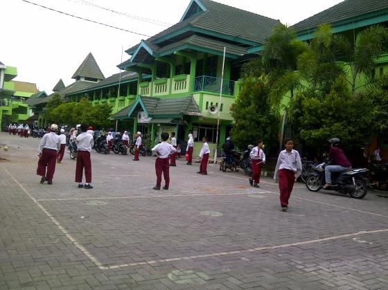 SDNU 1 Trate Gresik - Jawa Timur - Indonesia