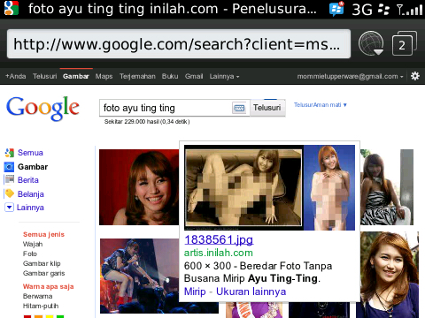 hot-artis-inilah-dot-com-foto-screen-shot-ayu-ting-ting-di-google