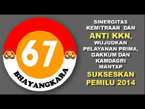 logo dan tema Hari ULang Tahun Bhayangkara Ke 67 - HUT POLRI 2013.jpg