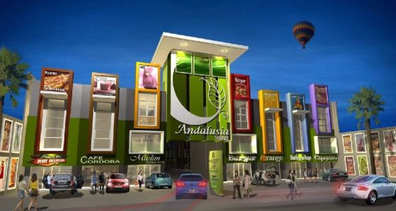 andalusia square kartini gresik - tuban 2015